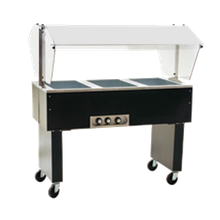 Eagle BPDHT3-240-3 Deluxe Service Mate, Portable Buffet Hot Food Table, electric, 48