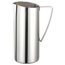 WATER PITCHER 64 OZ POLISHED S/S NO ICE GUARD 12EA/CS