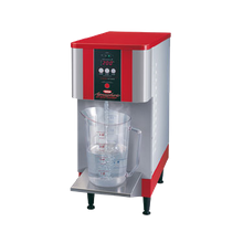 Hatco AWD-12 Atmospheric Hot Water Dispenser, countertop design, 12-gallon capacity, automatic fill, pushbutton portion control, low water cut-off