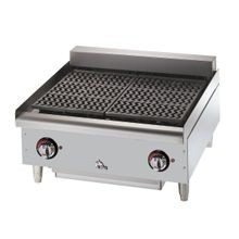 Star 5124CF Star-Max Heavy Duty Charbroiler, electric, countertop, 24