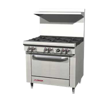 Southbend S36A S-Series Restaurant Range, gas, 36