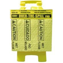 SPILL STATION TABLET WITH 25 PADS