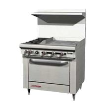 Southbend S36C-3G S-Series Restaurant Range, gas, 36