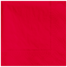 Hoffmaster 180311 Napkin Beverage Red 2 Ply (1000)