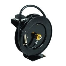 T&S Brass 5HR-232-GH Equip Open Hose Reel, powder coated steel, 3/8