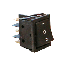 FMP 800-8038 Rocker Switch, DPDT, 1-1/4