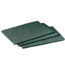 SCRUB PAD MEDIUM DUTY 3-1/2 X 5