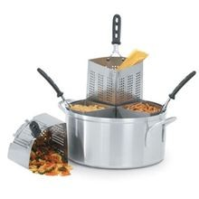 18 ½-quart Wear-Ever® pasta and vegetable cooker set, Vollrath 68127