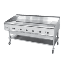 Keating 72X30-E Miraclean Griddle, Electric, 69