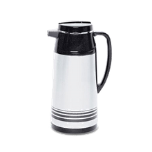 Bunn-O-Matic 27350.0001 Vacuum Pitcher, 1.9 liter, with decals