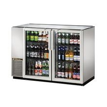 TRUE TBB-24GAL-48G-S-HC-LD Back Bar Cooler, two-section, 24