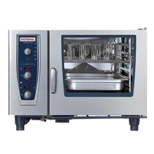 Rational B629106.12.202 (CMP 62E 208V) CombiMaster Plus, Combi Oven/Steamer, electric, (6) 18
