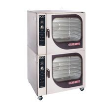 Blodgett BCX-14E DBL Combi Oven Steamer, electric, double stacked, (14) 12