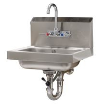 Advance Tabco 7-PS-50 Hand Sink, wall model, 14