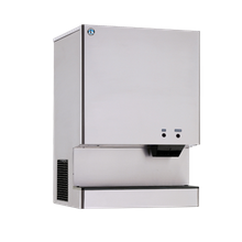 Hoshizaki DCM-751BWH Ice Maker/Water Dispenser, Cubelet-Style, water-cooled, self-contained condenser, production capacity up to 782 lb/24 hours at