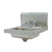 Advance Tabco 7-PS-20 Hand Sink, wall model, 14