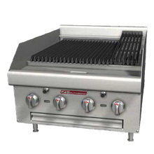 Southbend HDC-48 Charbroiler, gas, countertop, 48