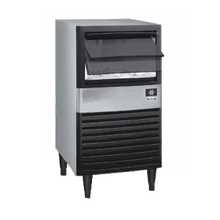 Manitowoc Ice QM-45A Ice Maker with Bin, cube-style, air-cooled, self-contained condenser, 19-11/16