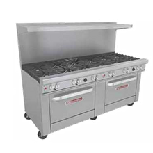 Southbend 4721DD-3TR Ultimate Restaurant Range, gas, 72