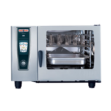 Rational B628206.19D (SCC 62LP) SelfCooking Center Combi Oven/Steamer, LP, iCookingControl with 7 modes, HiDensityControl, iLevelControl, Efficient