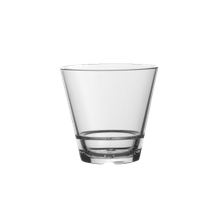 Drinique CALIBER DOF 12OZ Caliber Double Rocks Glass, 12 oz., (H 3-3/4; M 3-7/8; T 3-7/8; B 2-3/8), Tritan Copolyester, BPA Free, Drinique, Caliber (24 ea/cs)