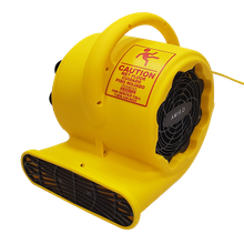 Floor Dryer/Air Mover, 3-speed, 9-1/2