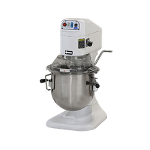 Globe SP08 Planetary Mixer, countertop, 8 quart (3) fixed speeds, digital controls with 15-minute timer, lubricated gear-driven transmission