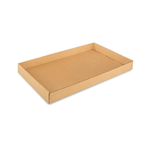 Corrugated Tray, 50 count