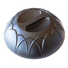 FENWICK ENTREE DOME INSULATED DB WALL ONYX SCULPTURE 12/CS