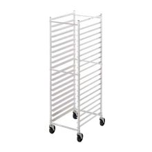 Channel 401AKD Bun Pan Rack, Mobile, 20-1/2