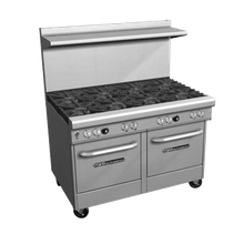 Southbend 4481AC Ultimate Restaurant Range, gas, 48