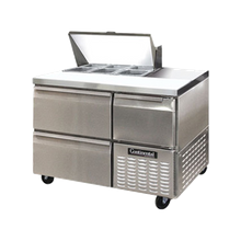 Continental CRA43-6-D Refrigerated Base Sandwich Unit, 43
