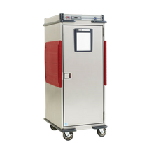 Metro C5T9-DSL C5 T-Series Transport Armour heavy-duty insulated mobile heated cabinet, full height, adjustable lip load slides 3-2/5