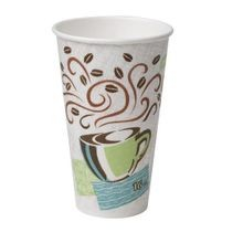 HOT CUP 16 OZ PERFECT TOUCH HAZE DESIGN (1000)