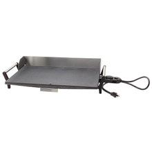Cadco PCG-10C Portable Griddle, Light-Duty, Electric, 21