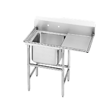 Advance Tabco 94-61-18-36R Regaline Sink, 1-compartment, with right-hand drainboard, 24