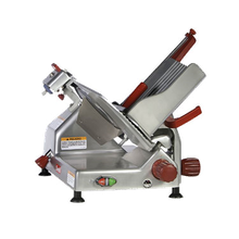 Berkel 827A-PLUS Slicer, manual, 45 angled gravity feed, 12