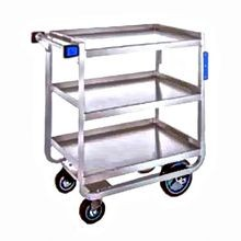 Lakeside 944 Tough Transport Utility Cart, 3-tier, 39