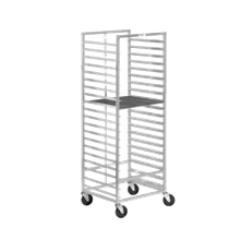 Channel 550A Donut Screen Rack, mobile, 35-1/2