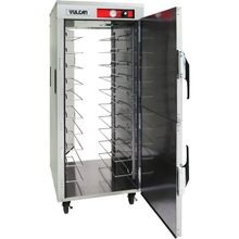 Vulcan VPT18 Holding/Transport Cabinet, Pass-thru, Mobile, capacity (18) 18