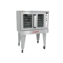 Southbend GS/15SC MarathonerGold Convection Oven, gas, single-deck, standard depth, solid state controls, energy savings system
