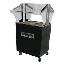 Advance Tabco B2-240-B-S-SB Portable Hot Food Buffet Table, electric, 31-7/8