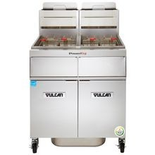 Vulcan 3TR45CF PowerFry3 Fryer, gas, high efficiency, 46-1/2