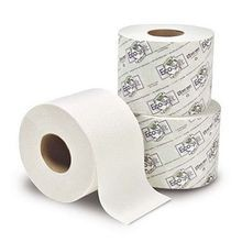 TOILET PAPER 1 PLY 3-7/8X4-1/2 1250 SHEETS/ROLL (48)