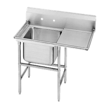 Advance Tabco 94-21-20-24R Regaline Sink, 1-compartment, with right-hand drainboard, 20