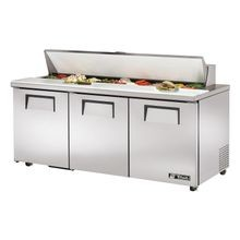 TRUE TSSU-72-18-ADA-HC ADA Compliant Sandwich/Salad Unit, (18) 1/6 size (4