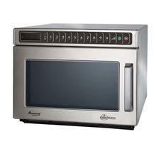 Amana HDC212 Amana Commercial Microwave Oven, heavy volume, 100 memory setting, LED display, touch control