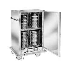 Carter-Hoffmann BB40 Classic Carter-Hoffmann Banquet Cabinet, mobile, insulated, single door for pre-plated food, (48) covered plates up to 10.5