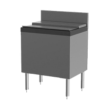 Perlick TSS36IC-EC10 TSS Series Extra Capacity Underbar Ice Bin/Cocktail Unit, island type with cold plate, 36