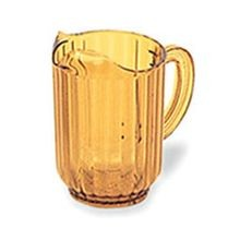 PITCHER PLASTIC 60 OZ GOLD BOUNCER 6/CS